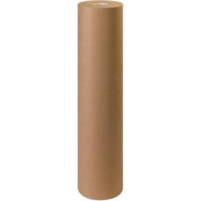 "40"" - 60 lb. Kraft Paper Rolls"