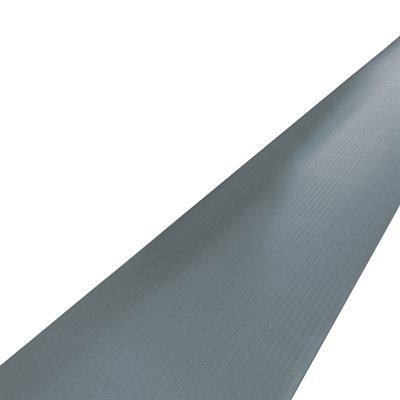 2 1/4 x 5' Gray Economy Anti-Fatigue Mat