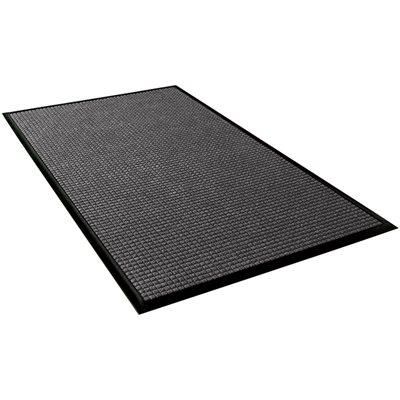4 x 4' Medium Gray Waterhog™ Mat
