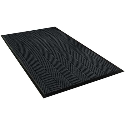 3 x 10' Charcoal Waterhog™ Elite Mat