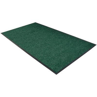 3 x 6' Forest Green Deluxe Vinyl Carpet Mat