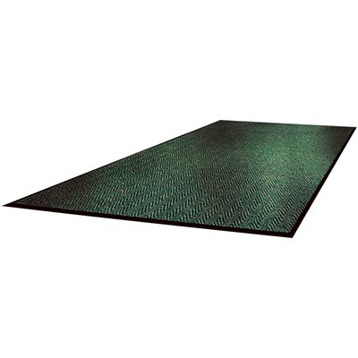 4 x 6' Green Superior Vinyl Carpet Mat