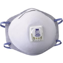 3M - 8271 Oil-Proof Respirator with Valve