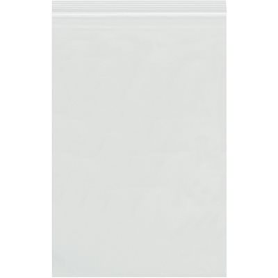 """8 x 18"""" - 4 Mil Reclosable Poly Bags"""