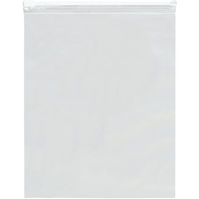 """10 x 7"""" - 3 Mil Slide-Seal Reclosable Poly Bags"""