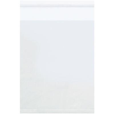 """14 x 20"""" - 1.5 Mil Resealable Polypropylene Bags"""
