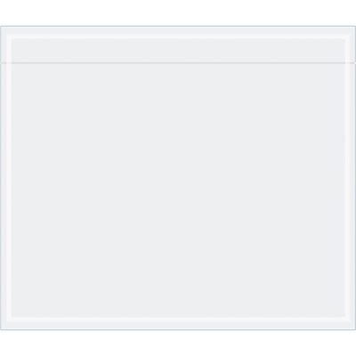 "7 x 6"" ""Clear Face"" Document Envelopes"