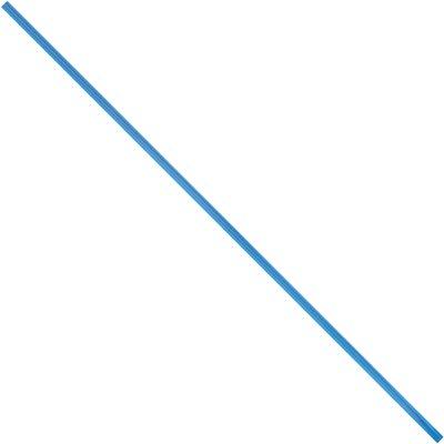 """8 x 5/32"""" Blue Plastic Twist Ties"""