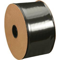 "4"" x 725' - 6 Mil Black Poly Tubing"