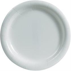 "9"" Medium-Duty Paper Plates"