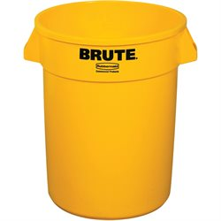 32 Gallon Brute® Container - Yellow