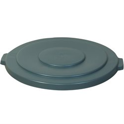 44 Gallon Brute® Container Flat Lid - Gray