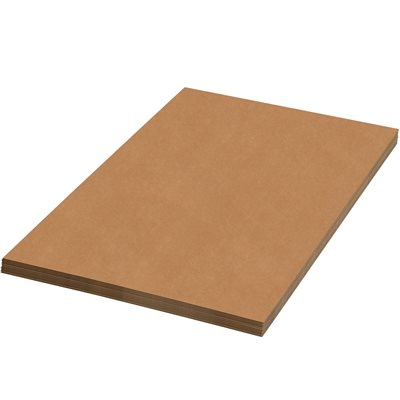 "18 x 18"" Corrugated Sheets"