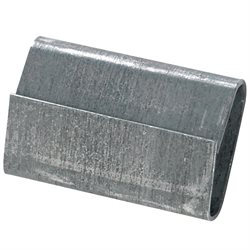 "5/8"" Closed/Thread On Regular Duty Steel Strapping Seals"
