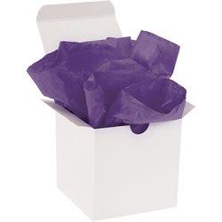"""15 x 20"""" Purple Gift Grade Tissue Paper"""