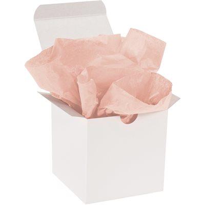"20 x 30"" Peach Gift Grade Tissue Paper"
