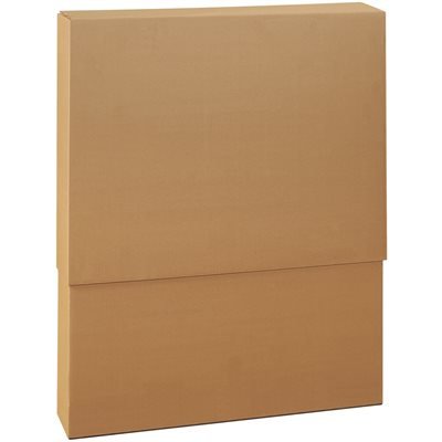"""24 x 8 x 57"""" Double Wall Telescoping Inner Boxes"""
