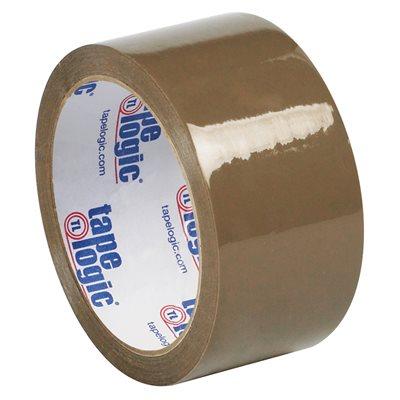 "2"" x 55 yds. Tan Tape Logic® #50 Natural Rubber Tape"
