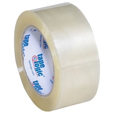 """2"""" x 110 yds. Clear Tape Logic® #220 Industrial Tape"""