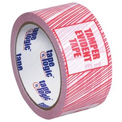 "2"" x 110 yds. - ""Tamper Evident"" Tape Logic® Security Tape"