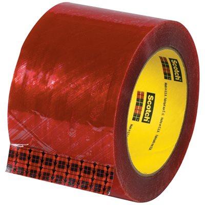 """3"""" x 110 yds. (6 Pack) 3M 3779 Pre-Printed Carton Sealing Tape"""