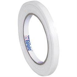 "3/8"" x 60 yds. (12 Pack) Tape Logic® 1300 Strapping Tape"