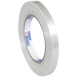 "1/2"" x 60 yds. (12 Pack) Tape Logic® 1500 Strapping Tape"