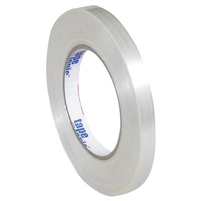"""1/2"""" x 60 yds. Tape Logic® 1550 Strapping Tape"""