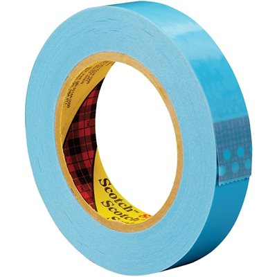 """1"""" x 60 yds. (12 Pack) 3M 8896 Strapping Tape"""