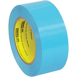 "2"" x 60 yds. (12 Pack) 3M 8898 Poly Strapping Tape"