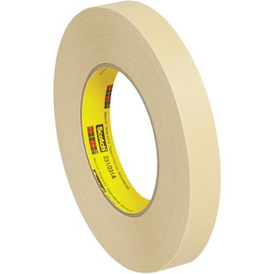 "3/4"" x 60 yds. (12 Pack) 3M 231 Masking Tape"