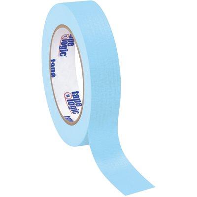 "1"" x 60 yds. Light Blue (12 Pack) Tape Logic® Masking Tape"