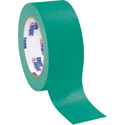 "2"" x 60 yds. Dark Green (12 Pack) Tape Logic® Masking Tape"