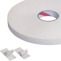 """1 x 3"""" Tape Logic® 1/32"""" Double Sided Foam Strips"""