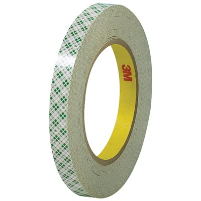 """1/2"""" x 36 yds. (3 Pack) 3M - 410M Double Sided Masking Tape"""