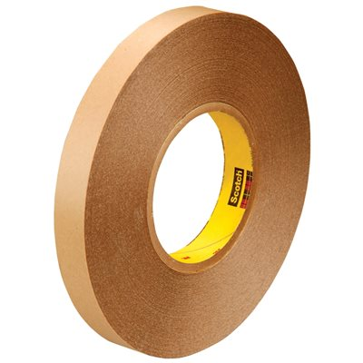 """1/2"""" x 72 yds. 3M 9425 Removable Double Sided Film Tape"""