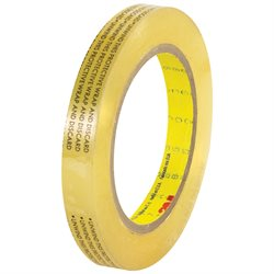 "3/4"" x 72 yds. (6 Pack) 3M 665 Double Sided Film Tape"