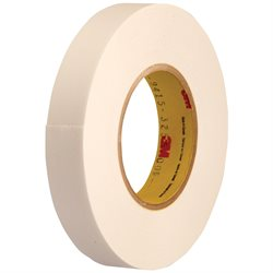 "1"" x 72 yds. 3M 9415PC Removable Double Sided Film Tape"