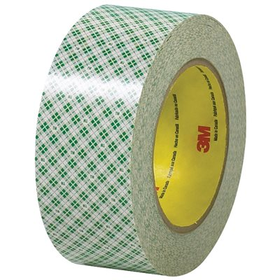 """2"""" x 36 yds. (3 Pack) 3M - 410M Double Sided Masking Tape"""