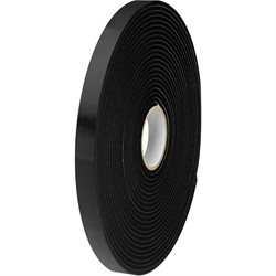 "1"" x 36 yds. (1/16"" Black) (2 Pack) Tape Logic® Double Sided Foam Tape"