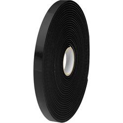 """1"""" x 36 yds. (1/16"""" Black) (2 Pack) Tape Logic® Double Sided Foam Tape"""