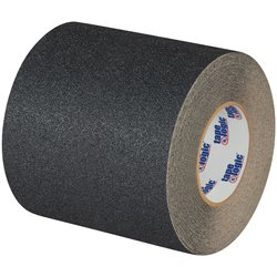"6"" x 60' Black Heavy Duty Tape Logic® Anti-Slip Tape"