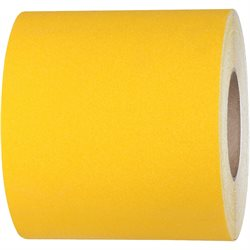 "6"" x 60' Yellow Heavy-Duty Tape Logic® Anti-Slip Tape"