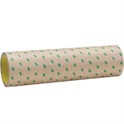 """12"""" x 60 yds.(1 Pack) 3M 9502 Adhesive Transfer Tape Hand Rolls"""