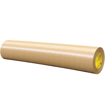 "18"" x 60 yds. 3M 465 Adhesive Transfer Tape Hand Rolls"