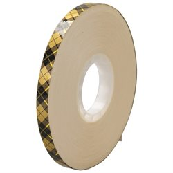 "1/4"" x 36 yds. 3M 908 Adhesive Transfer Tape"