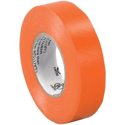 "3/4"" x 20 yds. Orange Electrical Tape"