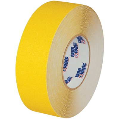 "1"" x 60' Yellow Heavy-Duty Tape Logic® Anti-Slip Tape"