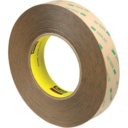 """1"""" x 60 yds. (3 Pack) 3M 9472LE Adhesive Transfer Tape"""