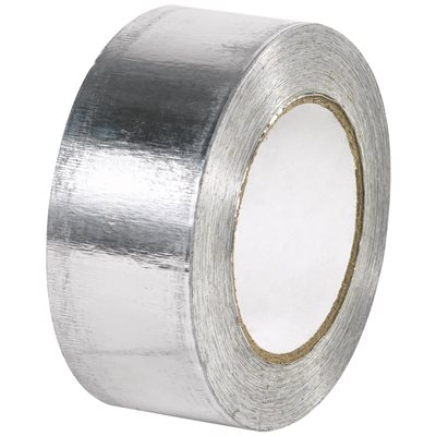 """2"""" x 60 yds. Industrial Aluminum Foil Tape"""
